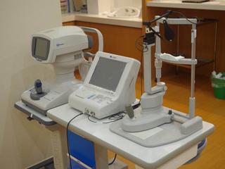 光学式&超音波式眼軸長測定器